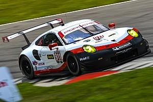 IMSA Reporte de la carrera Porsche logra doblete en Lime Rock