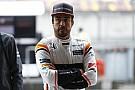 Alonso se lance dans