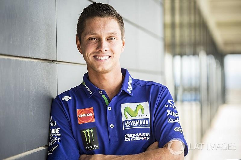 """Crutchlow: """"Van der Mark zou Rossi niet halfweg het weekend mogen vervangen"""""""