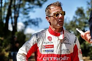 WRC Noticias Loeb sobre sustituir a Breen: