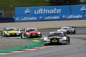 DTM Race report Red Bull Ring DTM: Rast handed win by late-race Green drama