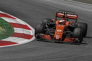 Formula 1 Özel Haber Vandoorne'un köşesi: McLaren ilk defa ilk 10 hızına sahipti