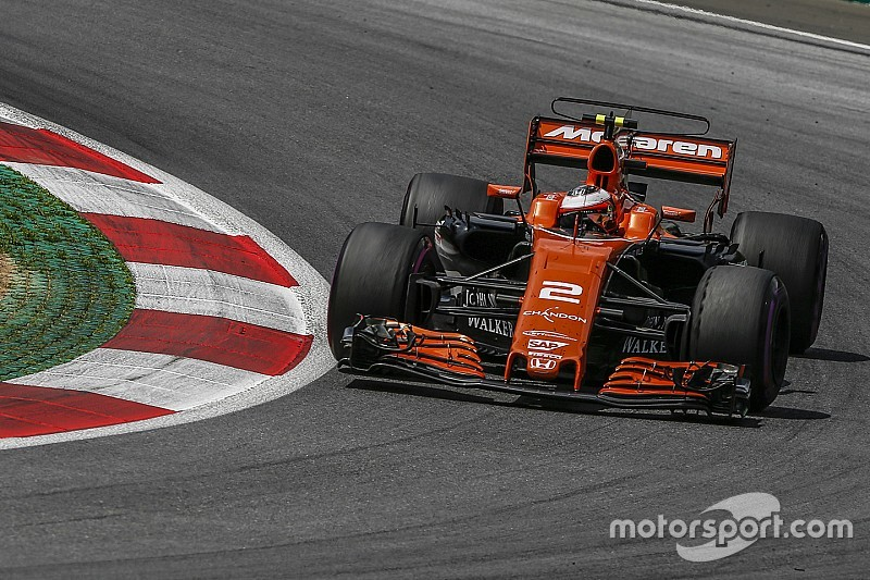 Колонка Вандорна: У McLaren впервые был темп уровня топ-10