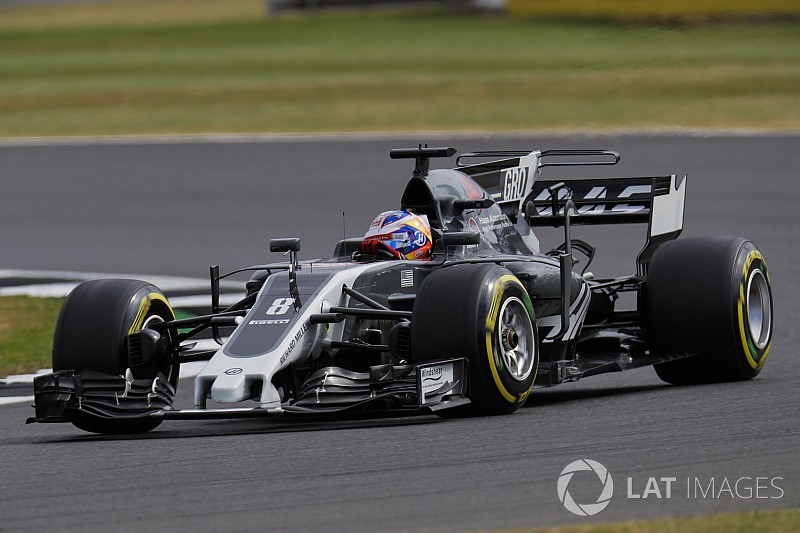Grosjean: Hamilton beni tamamen engelledi!