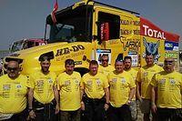 A kategória 5. helyén végeztek a Qualisport Racing kamionosai