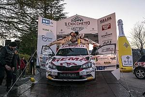 Rally Gara Quarto centro al Ciocchetto per Paolo Ciuffi insieme al figlio Tommaso