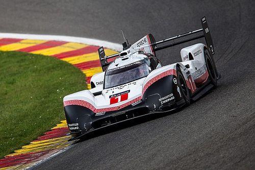 La Porsche batte il record della F.1 a Spa con una LMP1 modificata!