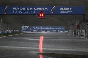 WTCC Ultime notizie Il tifone fa spostare le qualifiche di Motegi a domenica
