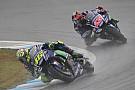 MotoGP Россі: Через нестачу темпу у нас виникають проблеми