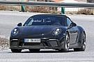 Auto La future Porsche 911 Speedster se dévoile petit à petit