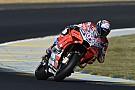 MotoGP Pour Dovizioso, Zarco a été