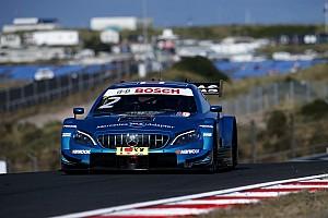 DTM Race report Zandvoort DTM: Paffett extends points lead with win