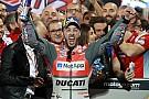 """Dall'Igna: """"Dovizioso construyó esta victoria durante todo el invierno"""""""