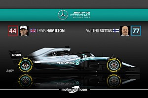 Formule 1 Preview Guide F1 2018 - Mercedes, à la recherche du firmament
