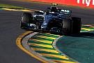 Боттас разбил машину в квалификации Гран При Австралии