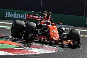 Формула 1 Избранное Колонка Вандорна: Нехватка максимальной скорости мешала мне в Мексике