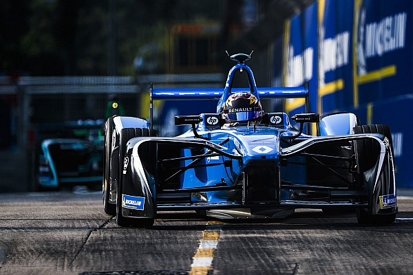 """Buemi says mystery problem caused Hong Kong """"nightmare"""""""