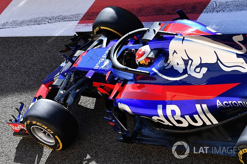 Toro Rosso set for aero department reshuffle after key exit