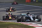 Mercedes says Red Bull strategy