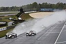 IndyCar Barber IndyCar: Race red-flagged, drivers out of cockpits