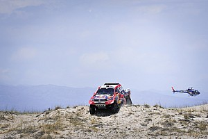 Dakar 2018, Stage 12: Al-Attiyah quickest, Sainz closing on win