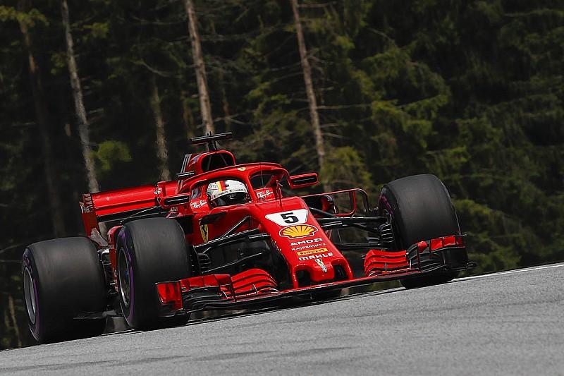 Vettel: nem direkt tartottam fel Sainzot, nem akartam elcseszni a körét