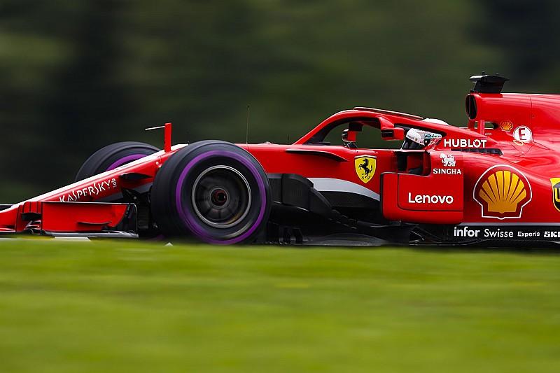 FP3 GP Austria: Vettel kalahkan Hamilton, Verstappen masalah mesin