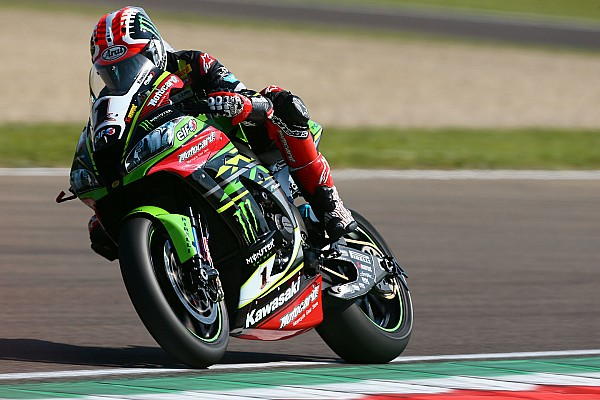 World Superbike Race report WorldSBK Italia: Rea rengkuh kemenangan bersejarah