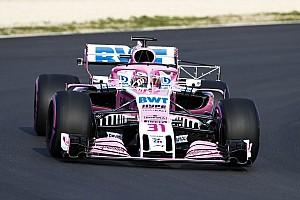 Análisis Técnico: lo que Force India oculta en el VJM11