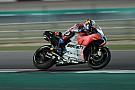 Losail, Libere 2: Dovizioso guida la doppietta Ducati, terzo un super Rins