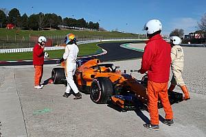 Formel 1 News McLaren ohne große Sorgen: