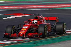 Formule 1 Résumé d'essais Barcelone, J7 - Un Vettel record avant les simulations de course