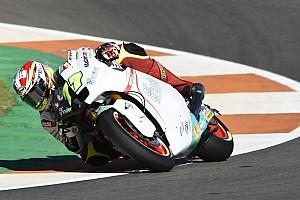 Moto2 Actualités Aegerter seul pilote du Kiefer Racing en 2018