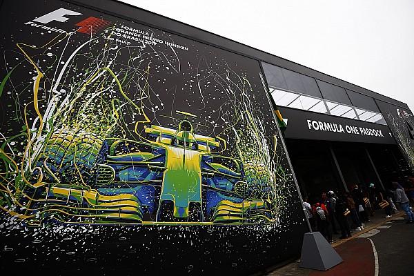 Stop/Go Livefeed Megérkeztek az első F1-es kamionok a barcelonai tesztre