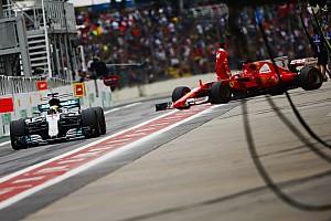 Формула 1 Статистика Статистика Гран Прі Бразилії: Хемілтон і Феттель - 2 по 4