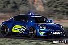 Automotive Alpine A110 für Verbrecherjagd