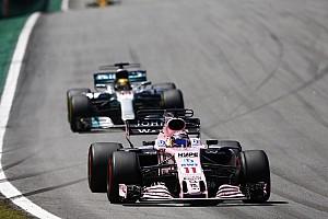 """Gebrek aan inhaalmogelijkheden """"fout in F1-regels"""", aldus Hamilton"""