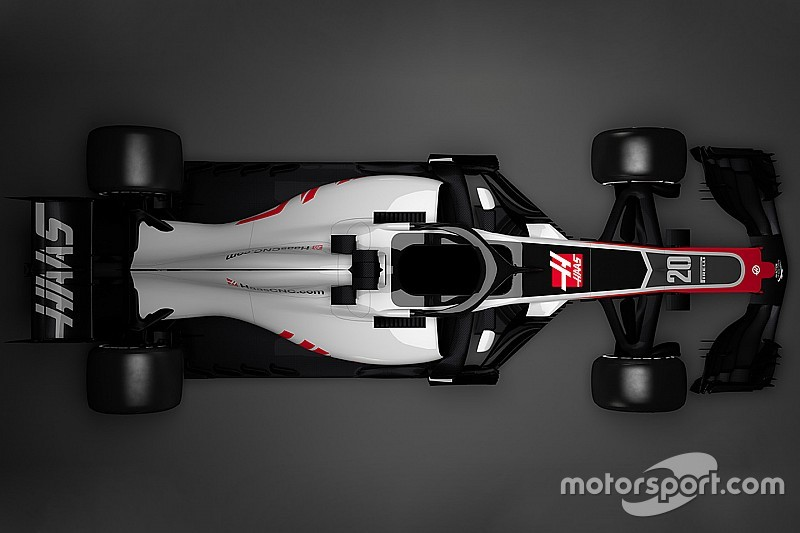 What the first halo-fitted F1 car tells us about 2018