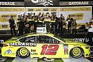 NASCAR Cup NASCAR 2018: Penske-Show in wildem Duel 1 in Daytona