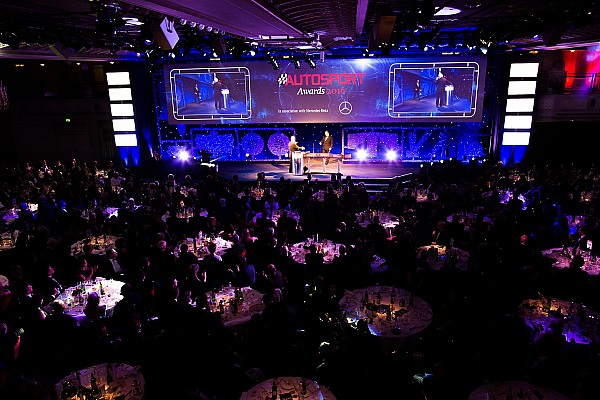 General Motorsport.com news Autosport Awards to feature all-new presenters and format