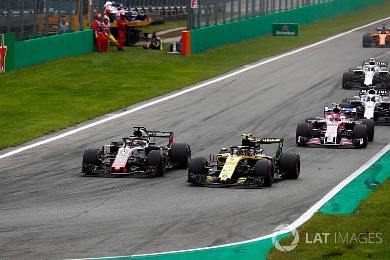 Renault подала протест на машину Грожана