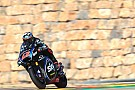 Moto2 Aragon: Bagnaia aan kop in warm-up, Bendsneyder 23ste