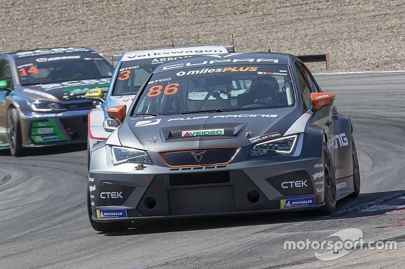 Scandinavia: a Karlskoga è dominio PWR-Cupra con Morin in pole position