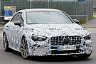 Mercedes-AMG CLA 45 spied looking smokin' hot and speedy