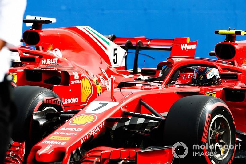 Ferrari elige el máximo de superblandos para el GP de Japón