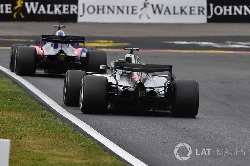Mercedes y Honda han ayudado a salvar el GP de Japón y el de Alemania