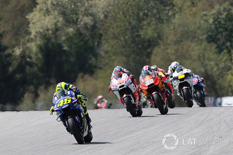 Karakter bantu Rossi hadapi krisis Yamaha