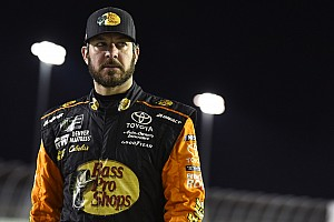 Martin Truex Jr. comes one position short of repeating title