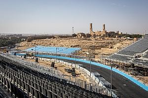السعودية تطرق باب العالمية مع مهرجان الفورمولا إي في الدرعية