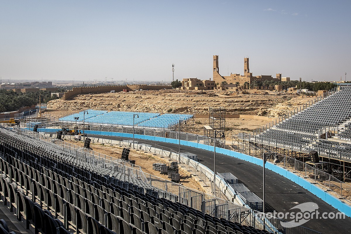 Preparatevi per la prima gara stagionale della Formula E ad Ad Diriyah